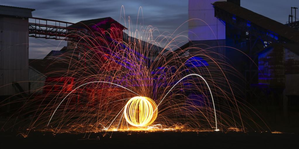 Fotokurs Lightpainting